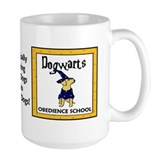 Dogwarts Obedience School Mug
