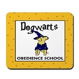Dogwarts Obedience School Mousepad