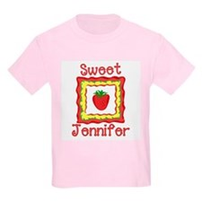 Sweet Jennifer Kids T-Shirt