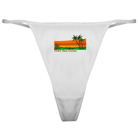 Cabo San Lucas, Mexico Classic Thong