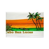 Cabo San Lucas, Mexico Rectangle Magnet (10 pack)