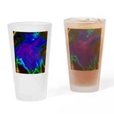 Colorful background Drinking Glass