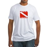 Dive Mexico Fitted T-Shirt