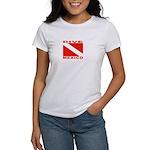 Dive Mexico Women's T-Shirt