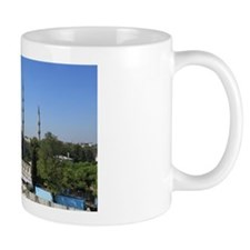 Blue Mosque in Istanbul Mug