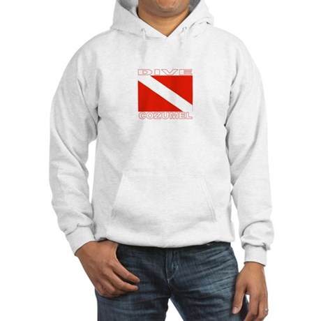 Dive Cozumel Hooded Sweatshirt