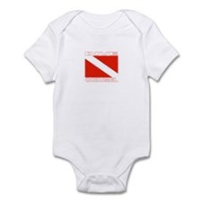 Dive Cozumel Infant Bodysuit