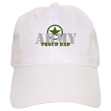 Proud Army Dad Baseball Cap