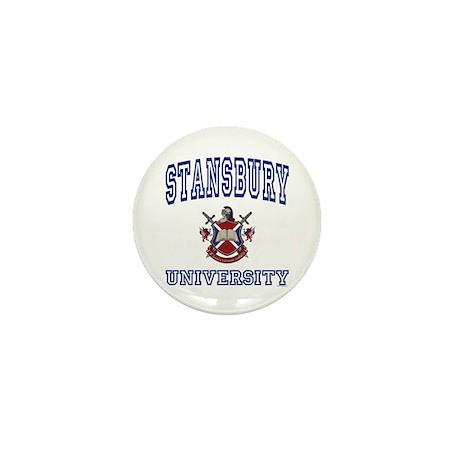 STANSBURY University Mini Button