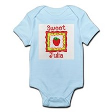 Sweet Julia Infant Bodysuit