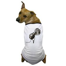 A hair-dryer on a white background. Dog T-Shirt
