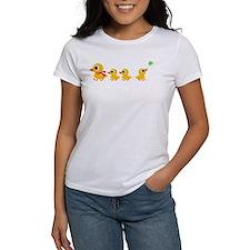 Distracted Duck Tee