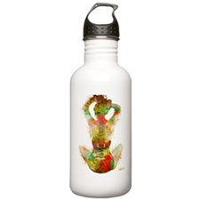Guitar Siren by Nikki  Sports Water Bottle