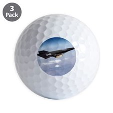 X-43A aircraft Golf Ball