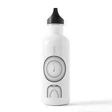 IVF, conceptual comput Water Bottle