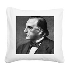 Jean-Martin Charcot, French n Square Canvas Pillow