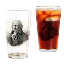 Jean d'Arcet, French chemist Drinking Glass