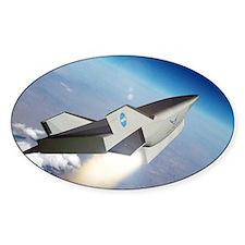X-43C aircraft Stickers