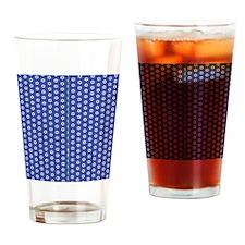 MogenDavidFlipFlops Drinking Glass