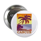 "Cancun, Mexico 2.25"" Button (100 pack)"