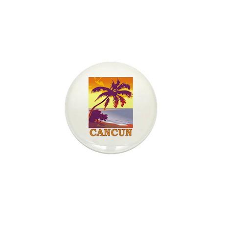 Cancun, Mexico Mini Button (10 pack)