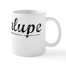 Guadalupe, Vintage Mug