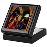 The Annunciation Keepsake Box