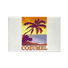Cozumel, Mexico Rectangle Magnet (100 pack)