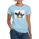 Java Rooster and Hen Women's Light T-Shirt