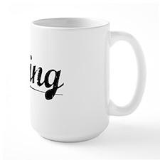 Irving, Vintage Mug