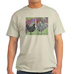 Marans Chickens Light T-Shirt
