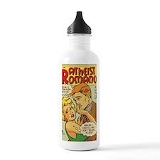 Atheist Romance Water Bottle