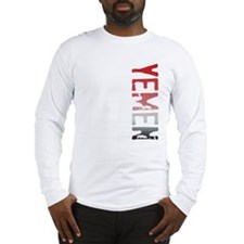 Yemen Long Sleeve T-Shirt