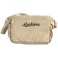 Madeira, Vintage Messenger Bag