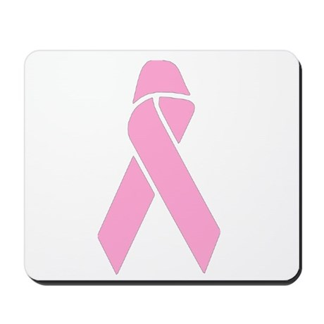 Pink Ribbon Mousepad