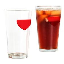 I-Heart-Cello-02-b Drinking Glass