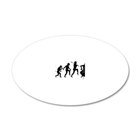 Evolution-x-01-a 20x12 Oval Wall Decal