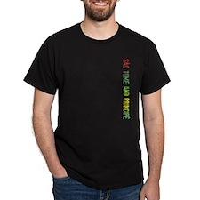 Sao Tome & Principe T-Shirt