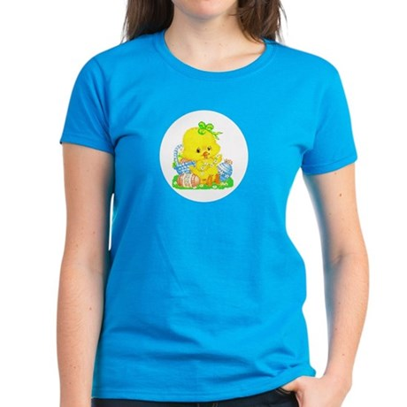 Easter Duckling Women's Dark T-Shirt