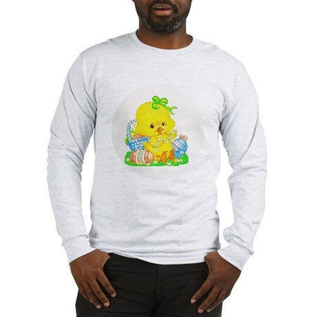 Easter Duckling Long Sleeve T-Shirt