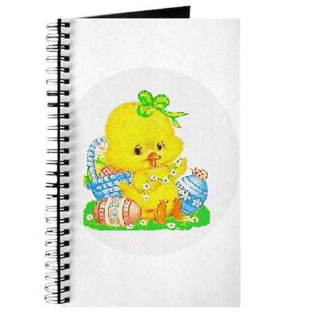 Easter Duckling Journal