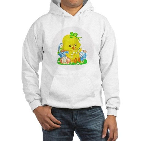 Easter Duckling Hooded Sweatshirt