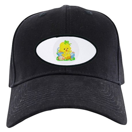 Easter Duckling Black Cap