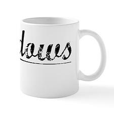 Meadows, Vintage Mug