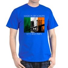 Made in Brooklyn with Irish Parts T-Shirt