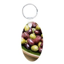Mixed olives Keychains