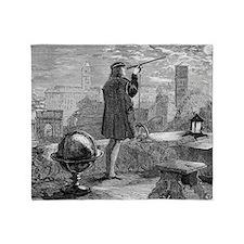 Nicolaus Copernicus, Polish astronom Throw Blanket