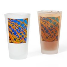 Osteoporotic bone Drinking Glass