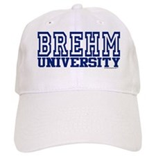 BREHM University Baseball Cap
