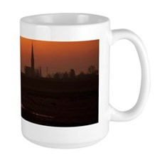 Beek Reformed Church, Holland Mug